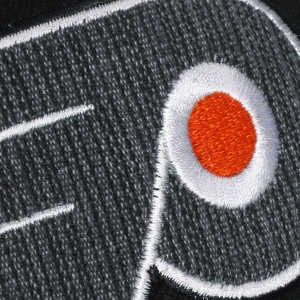 Philadelphia Flyers nhl reebok flex-fit бейсболка черная