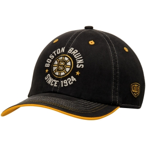 Boston Bruins nhl old time hockey хоккейная бейсболка черная
