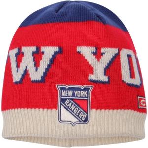 New York Rangers nhl ccm vintage хоккейная шапка