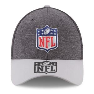 NFL new era flex spotlight спортивная бейсболка серая