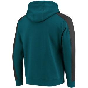 Philadelphia Eagles nfl fanatics pro line pullover hoodie толстовка с капюшоном