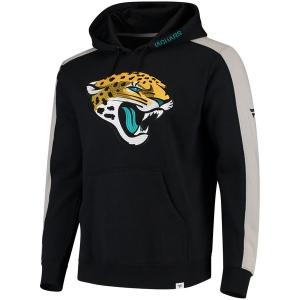 Jacksonville Jaguars nfl pro line pullover hoodie толстовка с капюшоном