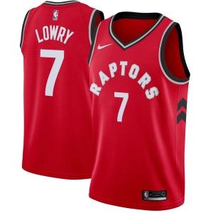 Kyle Lowry Toronto Raptors nba nike джерси баскетбольная майка красная