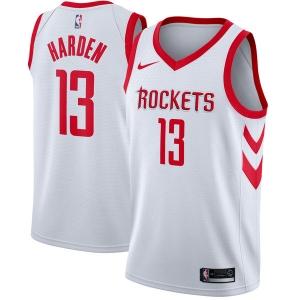 James Harden Houston Rockets nba nike джерси баскетбольная майка белая