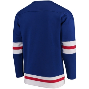 New York Rangers nhl fanatics хоккейная спортивная кофта синяя