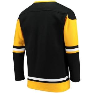Pittsburgh Penguins nhl fanatics хоккейная спортивная кофта черная