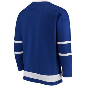 Toronto Maple Leafs nhl fanatics хоккейная спортивная кофта синяя