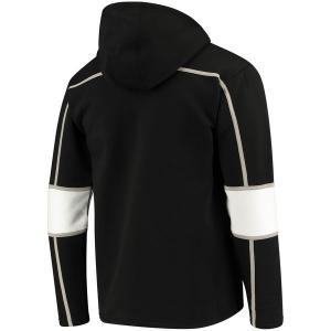Los Angeles Kings nhl fanatics full-zip hoodie хоккейная толстовка с капюшоном