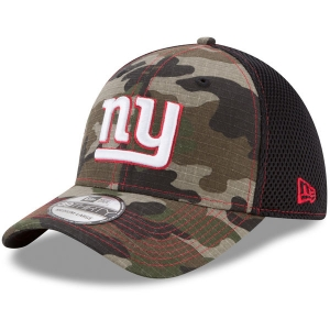 New York Giants nfl new era flex neo спортивная бейсболка камуфляжная