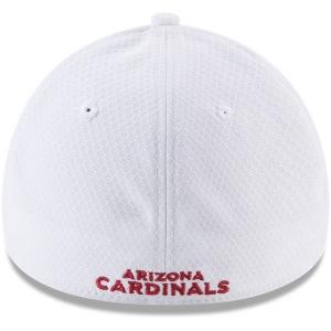Arizona Cardinals nfl new era flex kickoff спортивная бейсболка белая