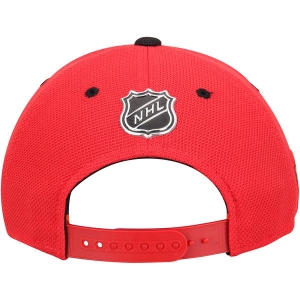 Chicago Blackhawks nhl adidas centennial хоккейная бейсболка красная