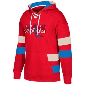 Washington Capitals nhl ccm pullover хоккейная толстовка с капюшоном