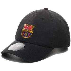Barcelona FC dad collection футбольная бейсболка черная