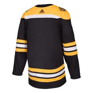 Boston Bruins nhl adidas authentic хоккейный свитер черный
