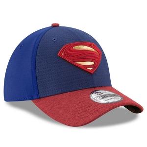 Superman justice league new era flex спортивная авто-мото бейсболка