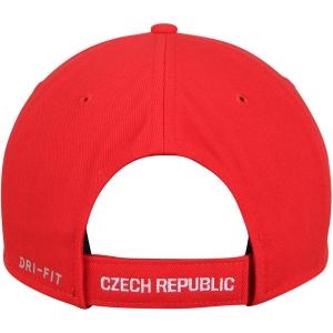 Czech Republic Hockey nike iihf winter olympics хоккейная бейсболка красная