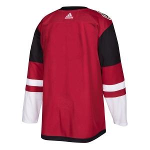 Arizona Coyotes nhl adidas authentic home хоккейный свитер бордовый