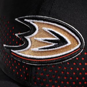 Anaheim Ducks nhl fanatics draft flex-fit хоккейная бейсболка черная