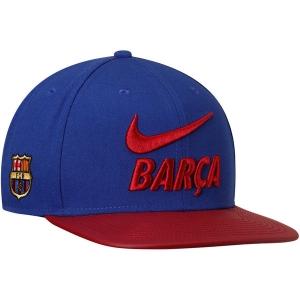 Barcelona FC nike snapback футбольная кепка с прямым козырьком