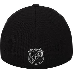 Philadelphia Flyers nhl adidas хоккейная бейсболка черно-оранжевая