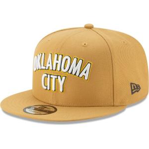 Oklahoma City Thunder nba new era snapback city edition спортивная кепка
