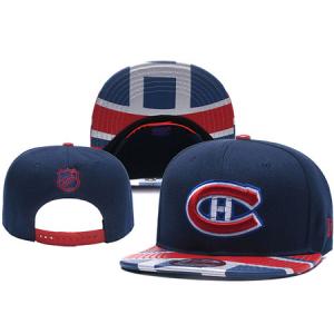 Montreal Canadiens nhl new era snapback хоккейная кепка с прямым козырьком