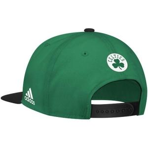 Boston Celtics nba adidas snapback спортивная кепка зеленая