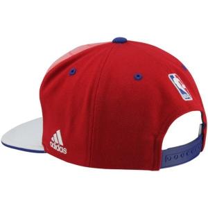 Philadelphia 76ers nba adidas snapback спортивная кепка с прямым козырьком красно-белая