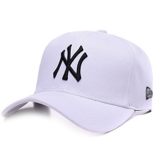 New York Yankees mlb new era NY спортивная бейсболка белая