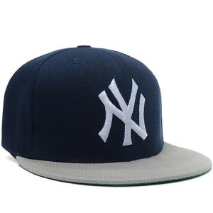 New York Yankees mlb tisa NY snapback спортивная кепка темно-синяя