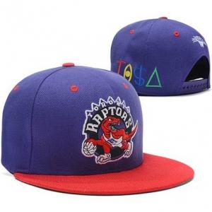 Toronto Raptors nba tisa snapback спортивная кепка красно-фиолетовая