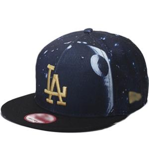 Los Angeles Dodgers mlb LA new era snapback кепка star wars