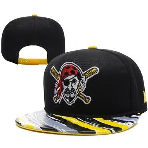Pittsburgh Pirates mlb new era snapback спортивная кепка желто-черная