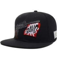 BANG cayler & sons snapback кепка с прямым козырьком черная