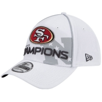 San Francisco 49ers nfl new era flex-fit спортивная бейсболка белая