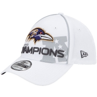 Baltimore Ravens nfl new era flex-fit спортивная бейсболка белая