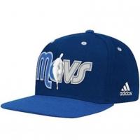 Dallas Mavericks nba adidas snapback спортивная кепка темно-синяя