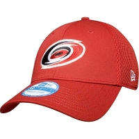 Carolina Hurricanes nhl new era flex-fit хоккейная бейсболка красная