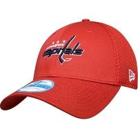 Washington Capitals nhl new era flex-fit хоккейная бейсболка красная