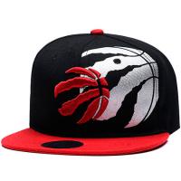 Toronto Raptors nba mitchell & ness snapback кепка с прямым козырьком черная
