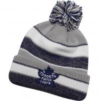 Toronto Maple Leafs nhl Winter Classic reebok хоккейная зимняя шапка с помпоном
