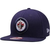 Winnipeg Jets nhl new era snapback хоккейная спортивная кепка темно-синяя