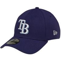 Tampa Bay Rays mlb new era flex classic спортивная бейсболка темно-синяя