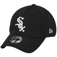 Chicago White Sox mlb new era flex classic спортивная бейсболка черная