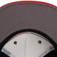 Detroit Red Wings nhl zephyr snapback хоккейная кепка красно-черная