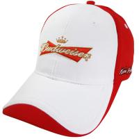 Budweiser Kevin Harvick stewart-haas racing nascar спортивная гоночная бейсболка красно-белая