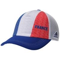FRANCE adidas world cup футбольная бейсболка с сеткой