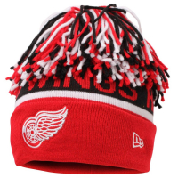 Detroit Red Wings nhl new era хоккейная шапка красная