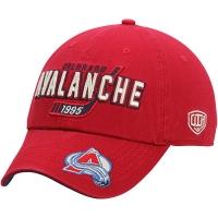 Colorado Avalanche nhl old time hockey хоккейная бейсболка бордовая