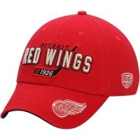 Detroit Red Wings nhl old time hockey хоккейная бейсболка красная